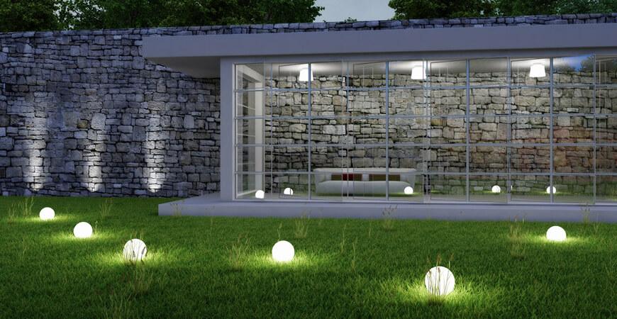 Как подключить автоматическое освещение возле своего двора на улице