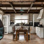 ТОП-5 лучших стилей интерьера загородного дома