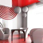 Стиль авангард: особенности интерьера