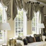 Как выбрать шторы для нестандартных окон?