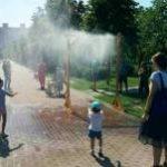 Где можно охладиться в жару в Киеве?
