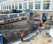Строительство Шулявского моста идет по графику