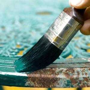 Рекомендации по выбору краски по металлу