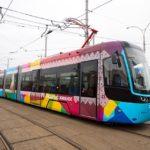 Киев обновляет трамвайный парк