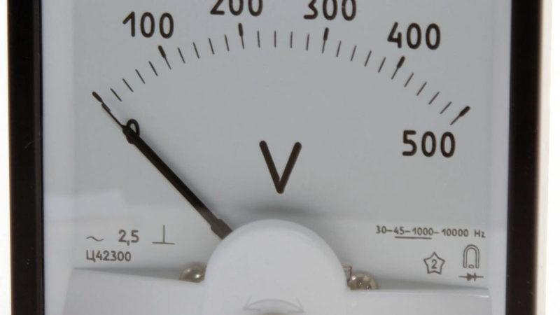 Что такое вольтметр и зачем он нужен