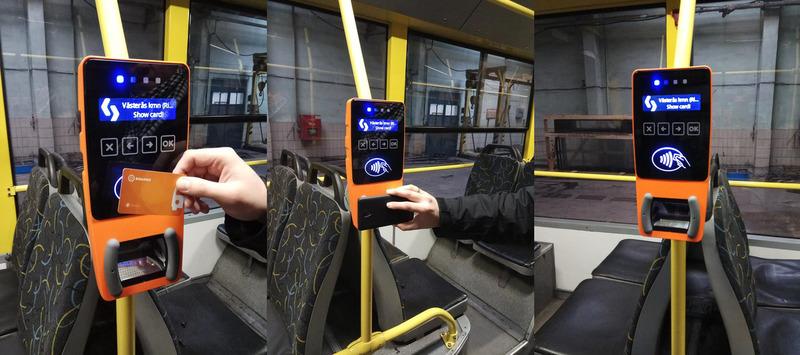 Киевский транспорт переходит на электронный билет