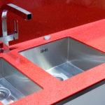 Двойные мойки для кухни: виды и способы установки