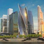Где в Киеве будут располагаться новые деловые центры?