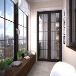Види скління балконів