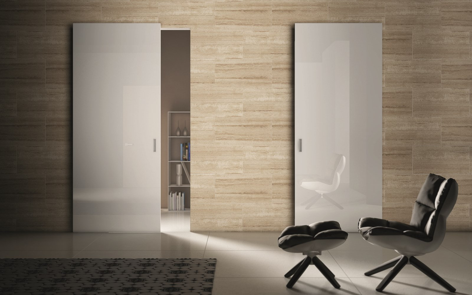 Какие бывают раздвижные двери?